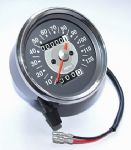 BSA/Triumph Speedometer (Early) - Grey Face - MPH